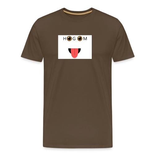HetGameMisterie Logo - Mannen Premium T-shirt