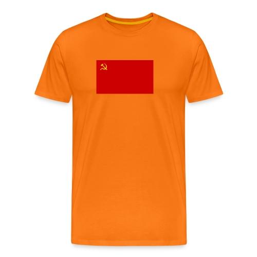 Eipä kestä - Miesten premium t-paita