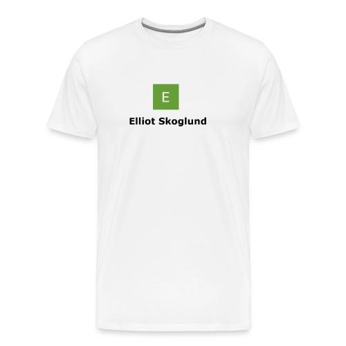 Prenumerera - Premium-T-shirt herr