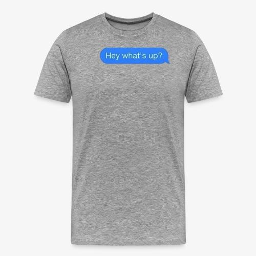 READAT - Men's Premium T-Shirt