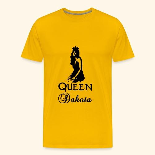 Queen Dakota - Men's Premium T-Shirt