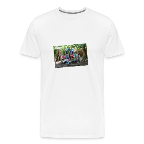 Klassenfoto4a JPG - Männer Premium T-Shirt