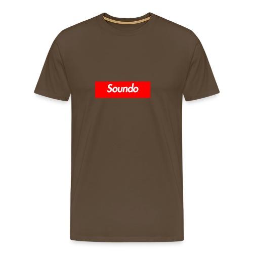 x Soundo - Men's Premium T-Shirt
