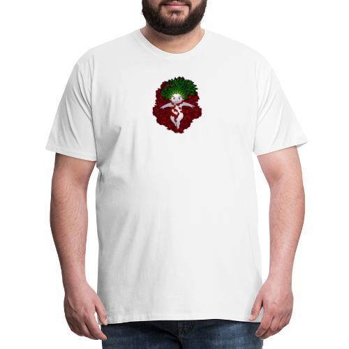 ALOEN BEAUTY - Maglietta Premium da uomo