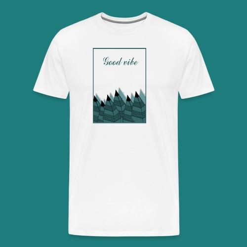 Good vibe ! - Maglietta Premium da uomo