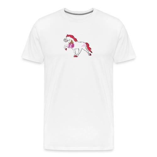 Tölter Classical - Männer Premium T-Shirt