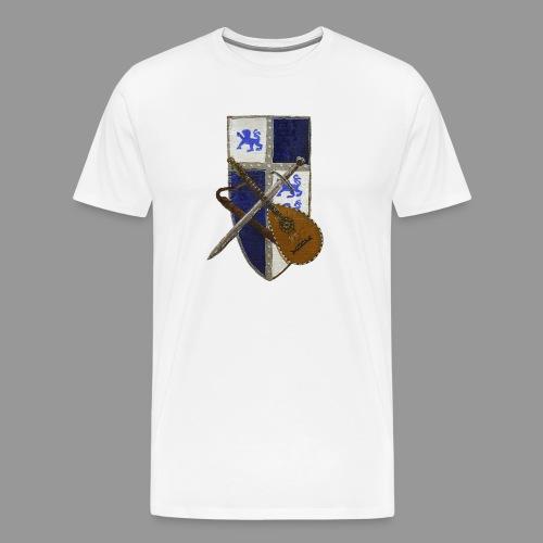 vonardingen_wappen - Männer Premium T-Shirt