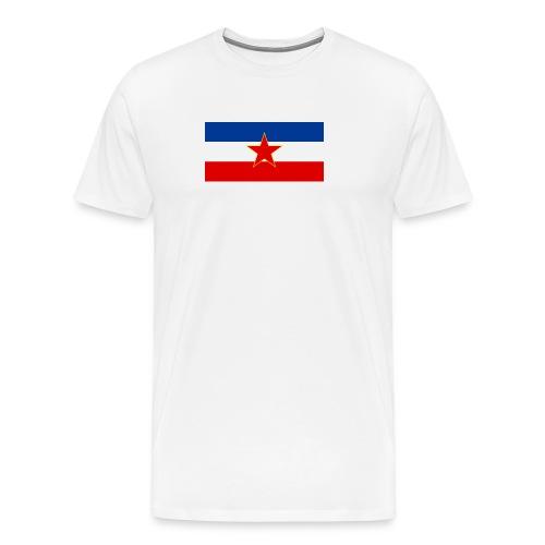 Socialist Federal Republic of Yugoslavia (1945- - Men's Premium T-Shirt