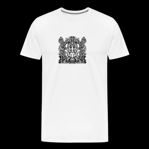 Ganesha - Ohm Ganesh Pro - Men's Premium T-Shirt