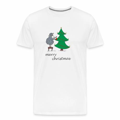 MerrySheep - Koszulka męska Premium