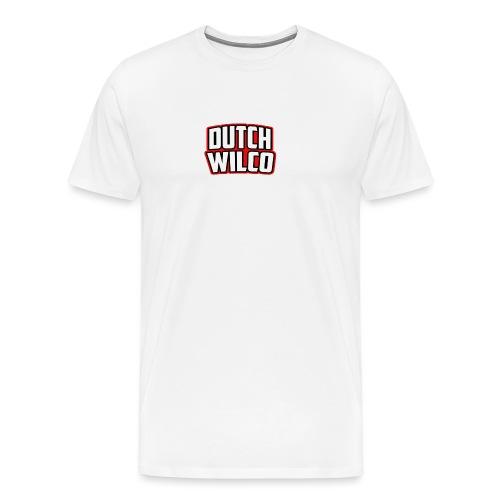 Dutchwilco-Logo - Mannen Premium T-shirt