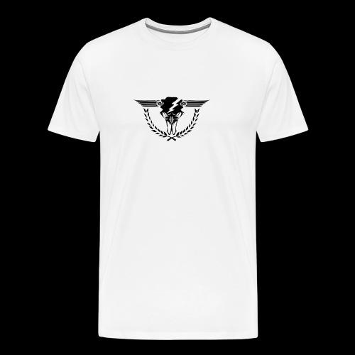 Logo Helushka - Maglietta Premium da uomo