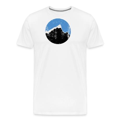 Årgangs - Premium T-skjorte for menn