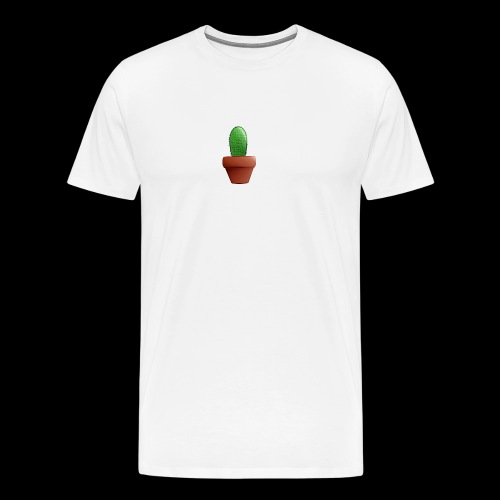 CartoonCacti! - Men's Premium T-Shirt