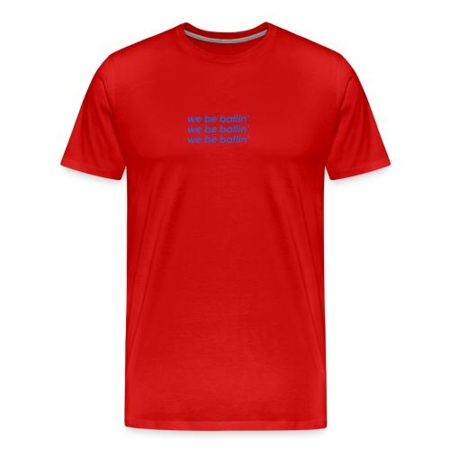 IMG 4717 PNG - Männer Premium T-Shirt
