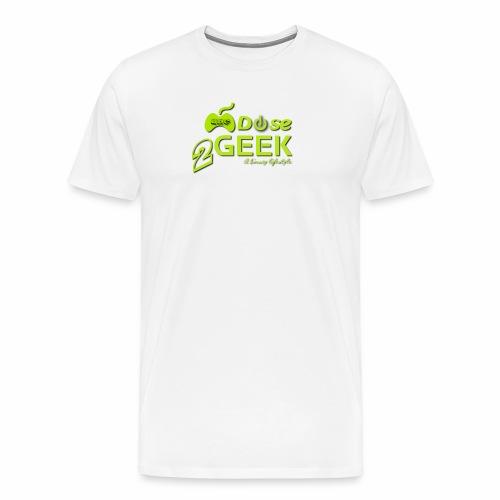 1dose2geek TR - T-shirt Premium Homme