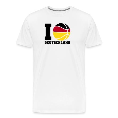 i ball land01 - Männer Premium T-Shirt