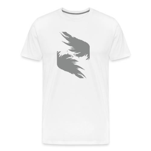 Kaputzenpullover - Männer Premium T-Shirt