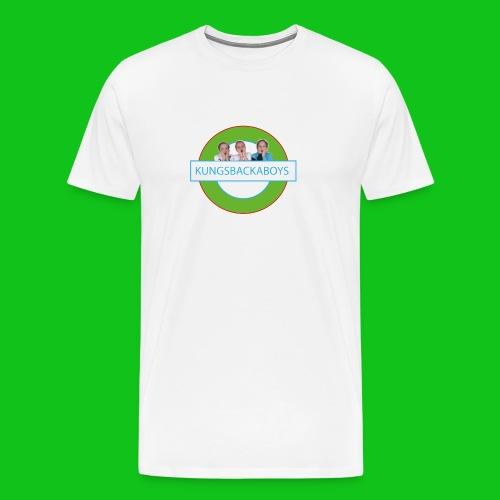 kungsbackaboys_stor-01 - Premium-T-shirt herr