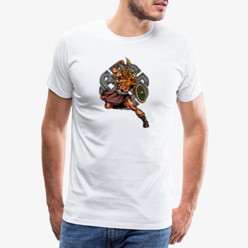 Guerrier viking - T-shirt Premium Homme