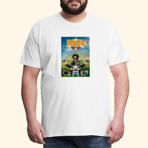 Rantakulmarock 2019 - Miesten premium t-paita