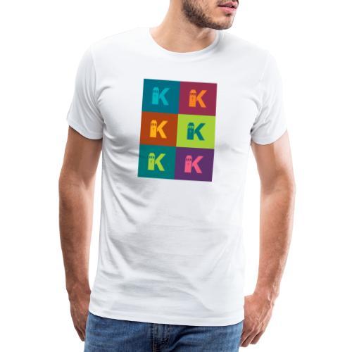 KjG Kunterbunt - Männer Premium T-Shirt