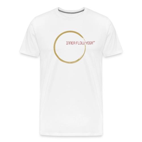 Inner Flow Yoga - Männer Premium T-Shirt