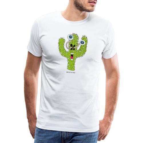 Mystified Cactus - Mannen Premium T-shirt