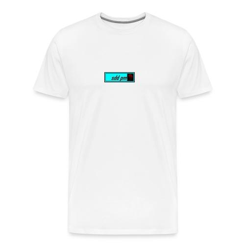 cool sddpm merch - Men's Premium T-Shirt