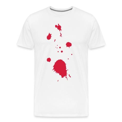 blut - Männer Premium T-Shirt