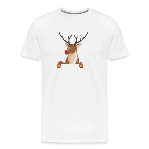 Caribou 6 - T-shirt Premium Homme