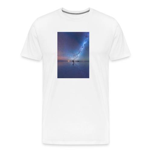 Człowiek i kosmos 6s Plus - Koszulka męska Premium