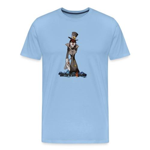 AirbrushDealer - Männer Premium T-Shirt