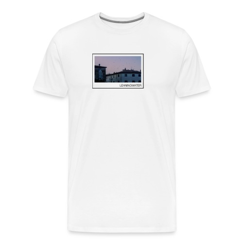Leaningwater - Maglietta Premium da uomo