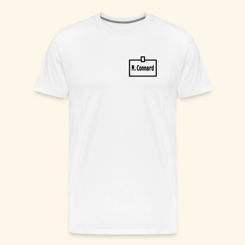 M. C..... - T-shirt Premium Homme