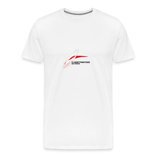 logo trans png - Männer Premium T-Shirt