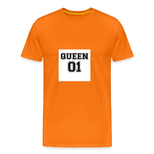 Queen 01 - T-shirt Premium Homme