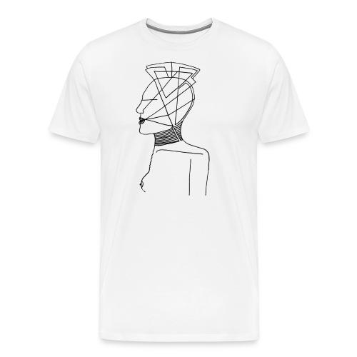 Mandira - Premium-T-shirt herr