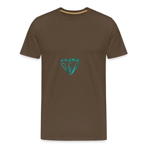 diamante - Maglietta Premium da uomo