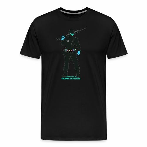 Nuestros Heroes - Camiseta premium hombre