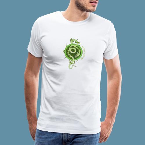 Jormungand logo png - Maglietta Premium da uomo