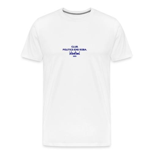 INTERNATIONAL CLUB. - Camiseta premium hombre