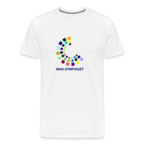 Logo_ny-jpg - Premium T-skjorte for menn
