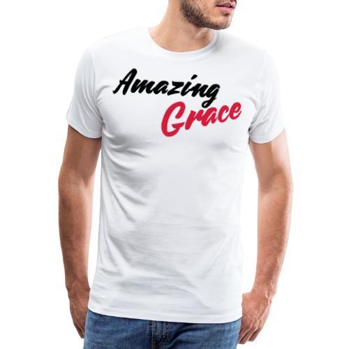 amazing grace - T-shirt Premium Homme