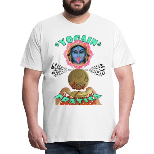 YogaIn Pratica - Maglietta Premium da uomo