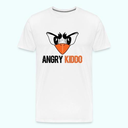 Angrykiddo - T-shirt Premium Homme