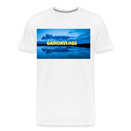 Garciavlogs - Camiseta premium hombre