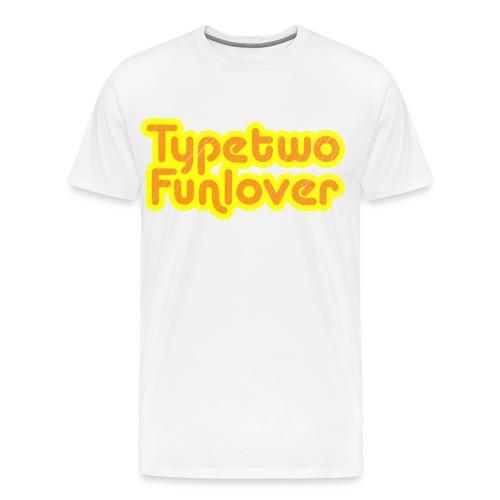 Type two funlover - Men's Premium T-Shirt