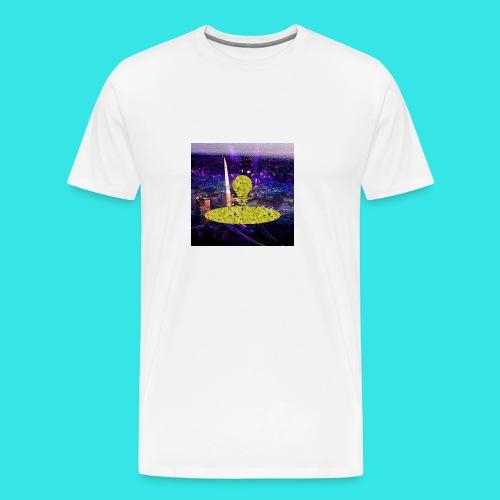 machader icon jpg - Men's Premium T-Shirt