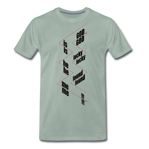 G.I.L.H.F.M. - Mannen Premium T-shirt
